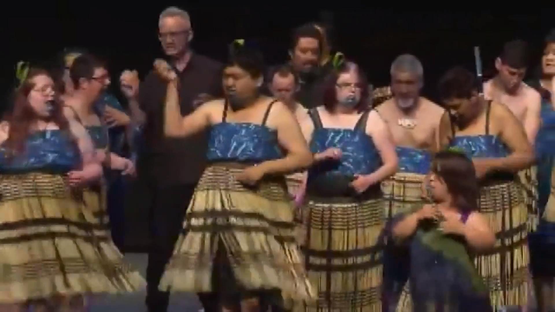 Video for Te Anga Pāua o Aotearoa host national kapa haka festival
