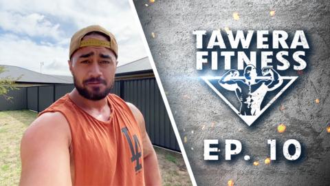 Video for Tawera Fitness, 10, Kua rite? He mahi whakapakari kei te haere!