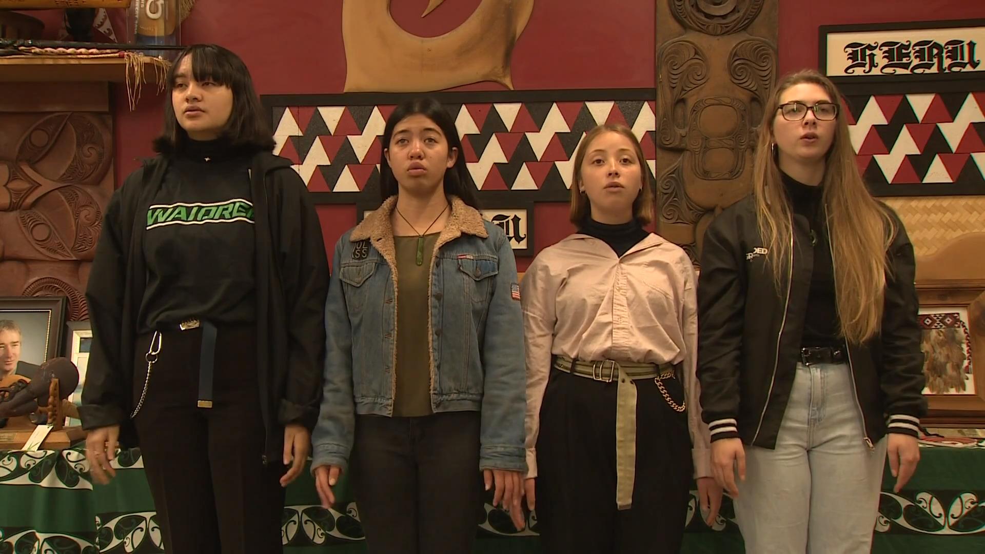 Video for Slam poetry provides platform for rangatahi voice
