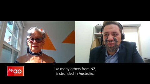 Video for Stranded in Australia and running out of medication, Kiwi losing hope