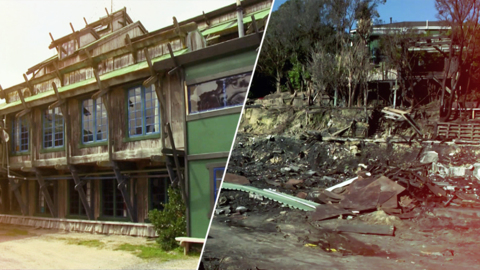 Video for Whānau of marae destroyed by fire determined to rebuild