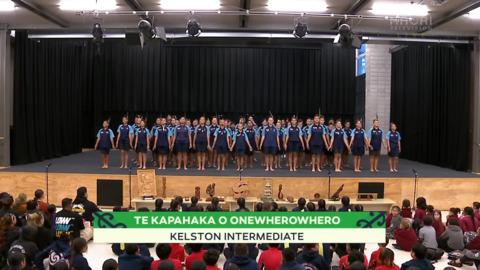 Video for 2021 Kura Tuatahi - Tāmaki, Kelston Intermediate, Full Bracket