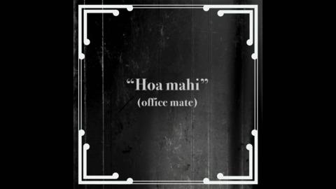 Video for Mahuru Māori 2020: Kupu:Hoa Mahi