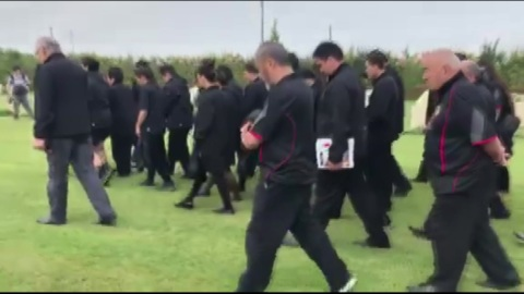 Video for Māori schools pay tribute to fallen soldiers in Italy