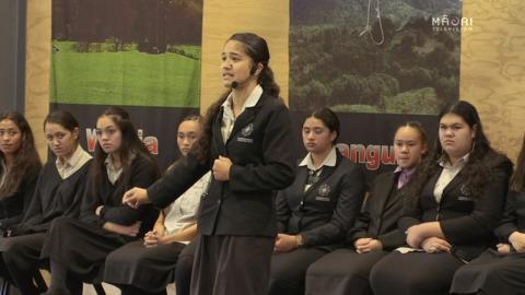 Video for Tā Hemi Henare section for Ngā Manu Kōrero nationals?