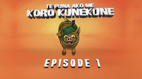 Video for Te Puna Ako me Koro Kunekune, Episode 1