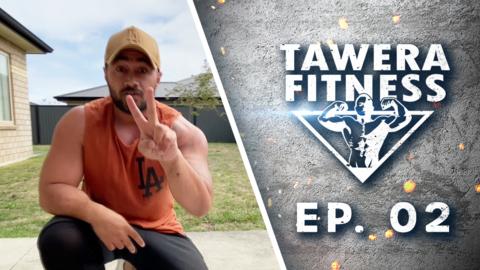 Video for Tawera Fitness, 2, Kua rite? He mahi whakapakari kei te haere!,