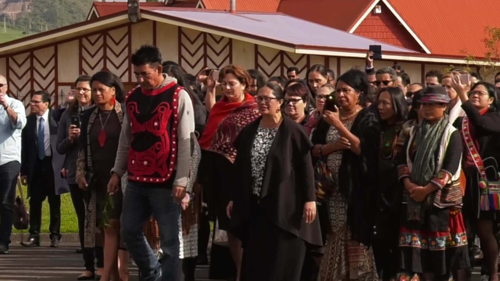 Video for World Indigenous Business Forum begins today