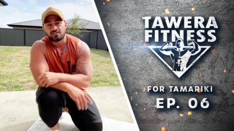 Video for Tawera Fitness for Tamariki, Ūpoko 6