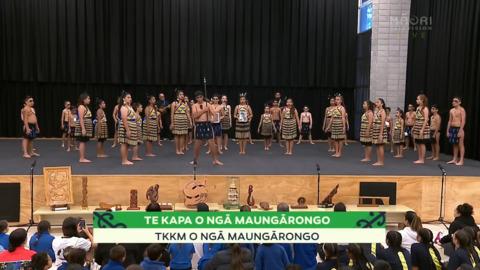 Video for 2021 Kura Tuatahi - Tāmaki, TKKM o Ngā Maungarongo, Full Bracket