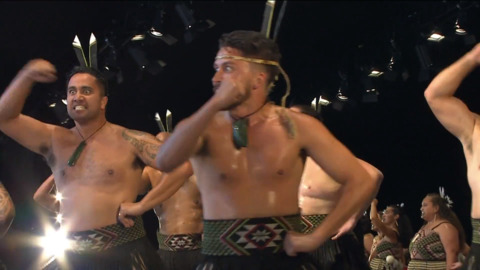 Video for 2019 Te Matatini, Hātea Kapa Haka, Haka,