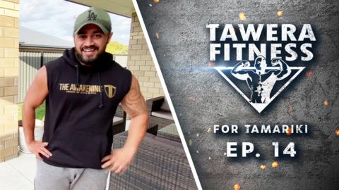 Video for Tawera Fitness for Tamariki, Ūpoko 14