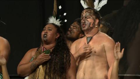 Video for 2020 Kapa Haka Regionals, Te Hikuwai, Waiata-ā-ringa