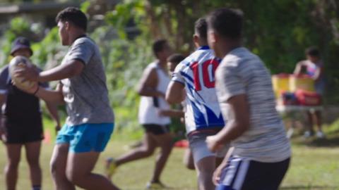 Video for Piri's World Cup Tiki Tour, 3 Ūpoko 4