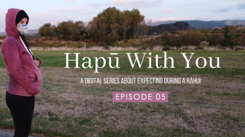 Video for Hapū with you, Ūpoko 5