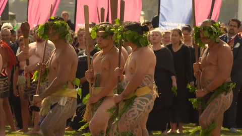 Video for Matatini brings people of the moana back to Aoteroa