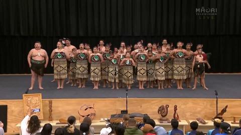 Video for 2021 Kura Tuatahi - Tāmaki, TKKM ā Rohe o Māngere - Te Manu Kai Miro, Full Bracket