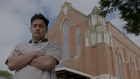 Video for Haka - Webisode; Wesley College,