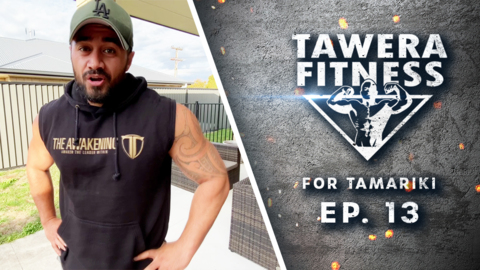 Video for Tawera Fitness for Tamariki, Episode 13