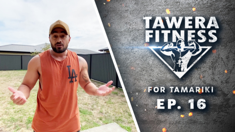 Video for Tawera Fitness for Tamariki, Episode 15