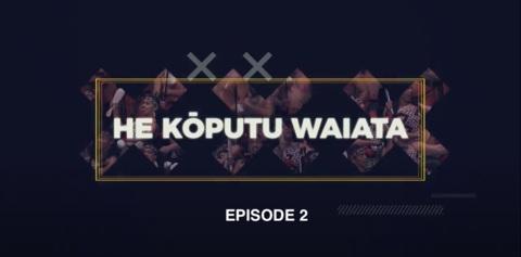 Video for He Kōputu Waiata, Ūpoko 2