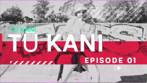Video for Tū Kani, Episode 1
