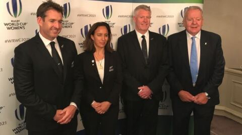Video for Women's Rugby World Cup 2021 to be held in Aotearoa