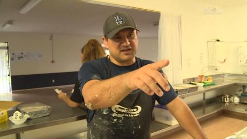 Video for 'Rēwana-thon' bakes 200 rēwana bread for kaumātua in Tauranga Moana