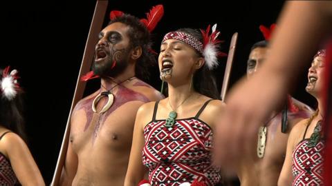 Video for 2020 Kapa Haka Regionals, Te Ahi Tipua (o Tūwharetoa), Waiata Tira