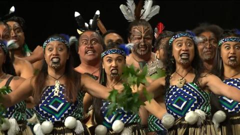 Video for 2020 Kapa Haka Regionals, Te Hikuwai, Whakaeke