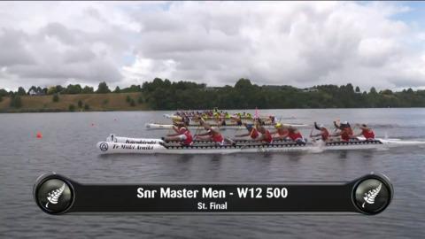 Video for 2019 Waka Ama Sprints - Snr Master Men - W12 500 St.Final