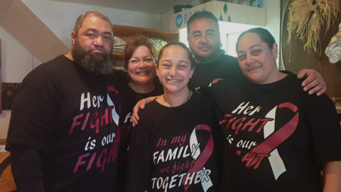 Video for Whānau's spirits lifted by kindness of community