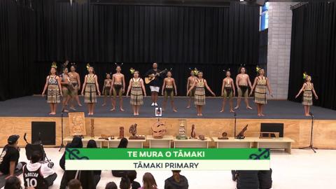 Video for Tāmaki Kura Tuatahi Kapa Haka 2021