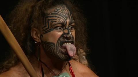 Video for 2020 Kapa Haka Regionals, Te Mātārae i Ōrehu, Whakawātea
