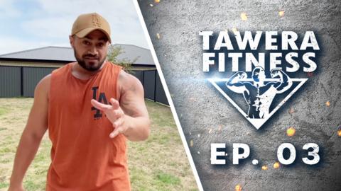 Video for Tawera Fitness, 3, Kua rite? He mahi whakapakari kei te haere!