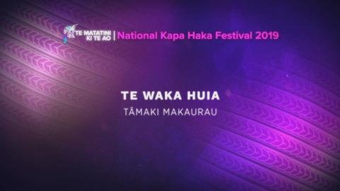 Video for Te Matatini ki te Ao 2019, Ūpoko 39