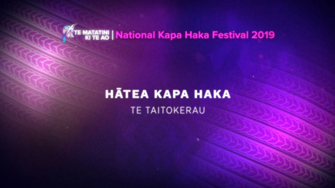 Video for Te Matatini ki te Ao 2019, Episode 16