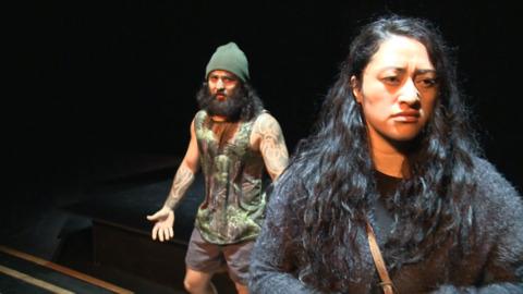 Video for He whakaari Māori e whakakōrero ana i te whakamomori