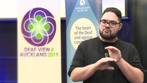 Video for Turi-Deaf Māori reclaiming their reo birthright