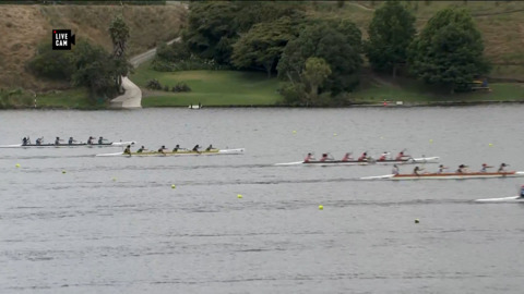Video for 2021 Waka Ama Championships - Premier Women - W6 1500 Semi 1/2