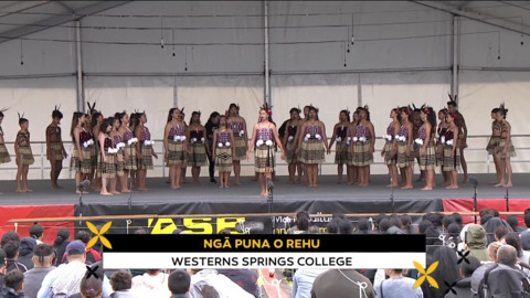 Video for 2021 ASB Polyfest, Ngā Puna o Rehu - Western Springs College, Full Bracket