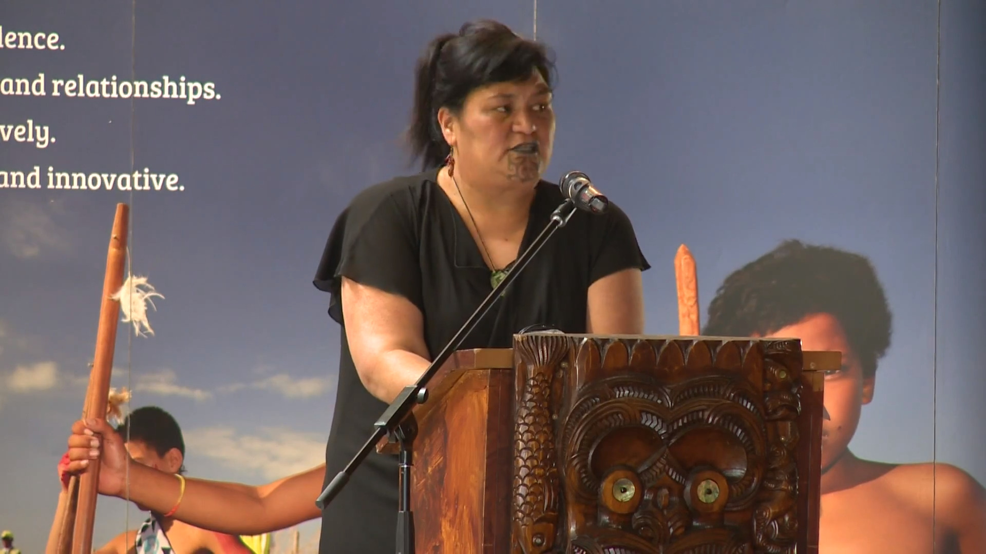 Video for $5.8mil new funding announced for whānau-led housing repairs