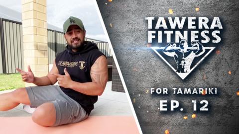 Video for Tawera Fitness for Tamariki, Episode 12