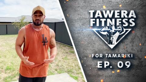 Video for Tawera Fitness for Tamariki, Ūpoko 9