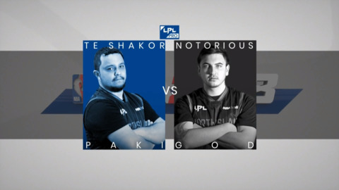 Video for NBA 2K18, Conference Finals; Week 7 - Te Shakor Paki v Notorious God