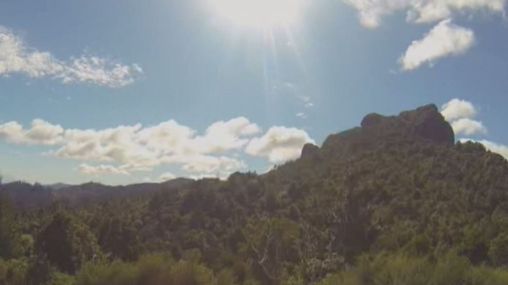 Video for Iwi place ban on Castle Rock