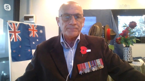 Video for Last surviving members of 28th Māori Battalion honoured this Anzac Day