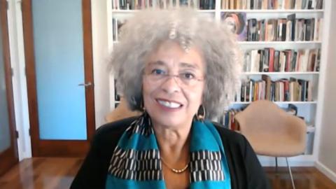 Video for Professor Angela Davis on Black Lives Matter