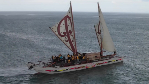 Video for Waka Hourua serves as education vessel