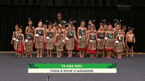 Video for 2021 Kura Tuatahi - Tāmaki, TKKM ā Rohe o Māngere - Te Ara Hou, Full Bracket